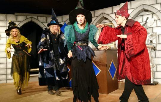 Presse: Flensburger Tageblatt - Vorbericht zum Zauberlehrling
