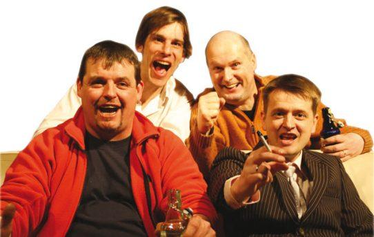 Männerhort - Een Platz för Keerls