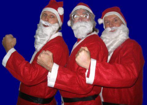 HO HO HO - Wennschon, Dennschon Weihnachtsshow
